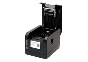 China DC12V Power Thermal Label Barcode Printer , Mobile Barcode Printer Thermal Roll Paper on sale