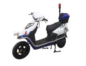 China Popular First Grade Electric Road Scooter Two Wheeled Patrol E - Scooter For Adults Street Legal on sale