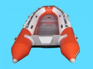 China Sports Boat-Aluminium Boat HRL430 on sale