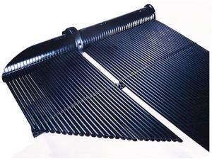 China Pressurized solar collector for hot water with heat pipe on sale
