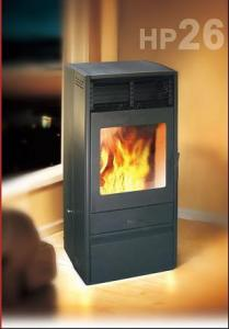China KJH-HP26 Wood Fireplace/Pellet Stove/Wood Stove on sale