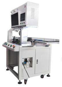 China TFT LED TV Panel Repair Machine Titanium Alloy Heat Press Head 1200W 450kg on sale