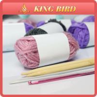 Weaving yarn for 10grams ball DIY Crochet With 100% acrylic yarn