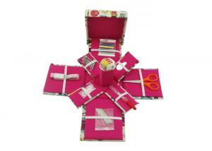 China Kits de couture supérieurs de ligne aérienne/voyage de classe huit articles pour le travail de couture commode on sale