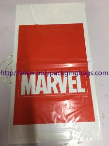 China European  / American PE children 's Toy Packaging Poly Bags  Customized Size on sale