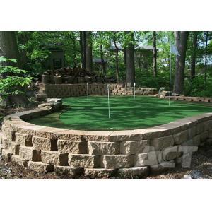 China Backyard Putting Green Artificial Turf No Fading , Artificial Turf For Golf Putting Green on sale