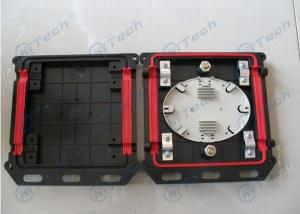 China Mini Fiber Optic Joint Enclosure 12 Cores With Strong Bad Weather Resistance Capacity on sale