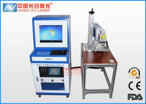 China CO2 Laser Marking Machine On Wood Acrylic Leather Textile Fabric on sale