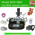 IR BGA rework station WDS 4860 for intel celeron 1037u latop motherboard repairing