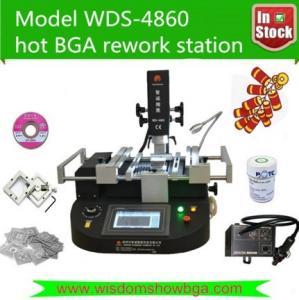 China IR BGA rework station WDS 4860 for intel celeron 1037u latop motherboard repairing on sale