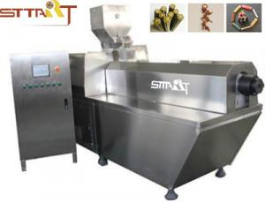China High Performance Single Screw Food Extruder For Date Bar / Protein Bar on sale