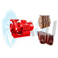 Easy Install Horizontal Single Stage Centrifugal Pump , Submersible Water Pump