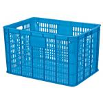 HDPE Export turnover  plastic box 605*420*375mm
