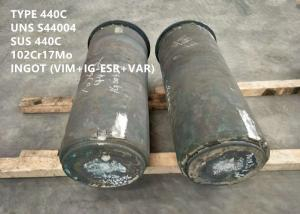 China UNS S44004 Martensitic Stainless Steel Special Alloys For Medical With High Carbon Content on sale