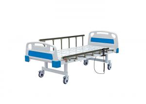 China Electric Hospital Beds With Side Rails , Safety Medical Hospital BedsTwo Function on sale