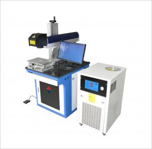 China Marking Engraving Semiconductor / Wood Cutting CNC Machine With Diode Pumped on sale
