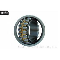 Steel Cage Sealed Spherical Roller Bearings 21315CCW33 / 21315CAW33 75*160*37mm