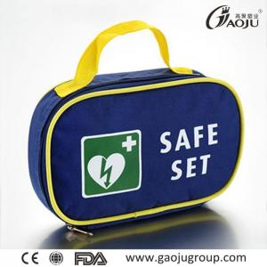 China GJ-2071 Polychrome Euro first Aid Kit , PVC Glove Emergency First Aid Kits, Hiking First Aid Kits on sale