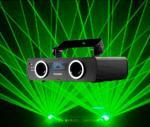 o efeito de fase dobro do laser /led do verde 100mW ilumina-se/produto o mais quente na sala de barra do ktv