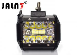 China 60W Automotive 4 Inch Led Work Lights For Car Truck ATV Driving Lamp on sale