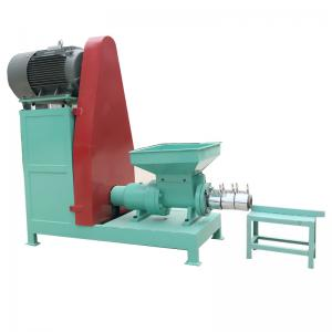 China Coconut Shell Charcoal Briquette Machine  Biomass Briquette Maker on sale