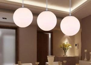 China Decorative hang up Led Waterproof Ball for Merry Christmas , Lithium battery on sale