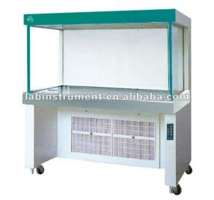 China Horizontal Lamminar flow cabinets, horizontal laminar flow hood For Laboratory with open bench board on sale
