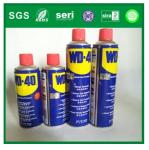 Spraying degreaser for metals