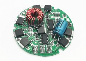 China Round BLDC Water Pump Controller , Automatic Motor Pump Controller With PWM Control on sale
