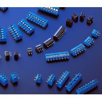 China RD370-7.5 2P 3P 300V 16A PCB Screw Terminal Block 370 7.5 Pitch PA66 Plastic Material on sale