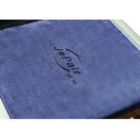 China Strong Toughness Micro Cloths For Cleaning , Sole Cleaner Microfiber Dust Cloths on sale