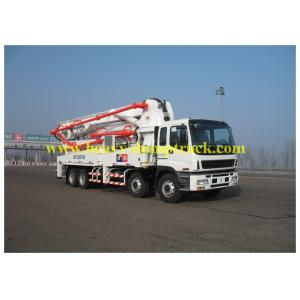 China Truck mounted Concrete Pump  SYG5330THB with warranty and spare parts on sale