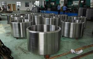 China A182-F51(UNS S31803,1.4462,SAF 2205)Forged Forging Super duplex Stainless Steel HP Pump barrels Shells Casings on sale