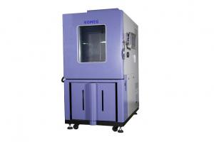 China Programmable laboratory temperature humidity chamber used in aerospace on sale