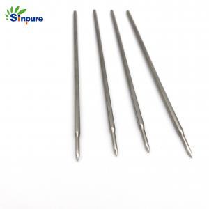 China Hospital Use Medical Disposable Sharp Needles Syringe Stainless Steel 304 on sale