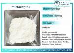 China 99% Purity Pharma Raw Materials Mirtazapine Raw Powder For Antidepressant wholesale