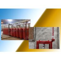 Library Electrical FM200 / Hfc - 227ea Gas Suppression System 90L Cylinder