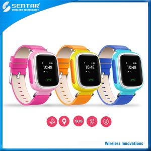 China Cute Kids Smart Watch GPS Tracking Device for Kids, LBS Positioning and Monitoring Smart Watch with calling for Children on sale