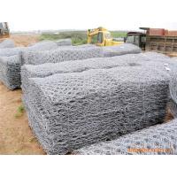 China Hot Dipped Galvanized Gabion Reno Mattress Anti Corrosion For River Controlling on sale