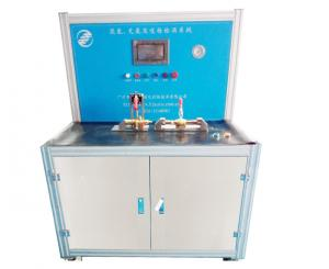 China Helium Sniffer Testing Equipment for Air Conditioning Condenser Evaporator Piping 10E-6Pa.m3/s on sale