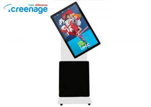 China Interactive Information Kiosk free digital signage player Support 90 Degree Rotation on sale