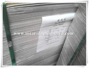 China grey board PAPER ROLL IN STOCKLOT on sale