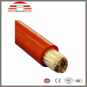 China Insulated Sillicone Rubber Flexible Cable Heat Resistant For Automobile Industries on sale