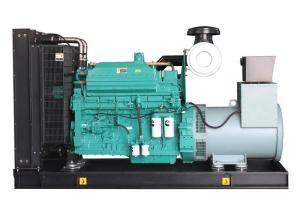 China Open Type 25KVA Diesel Generator, Powered By CUMMINS 20kw Open Diesel Generator on sale