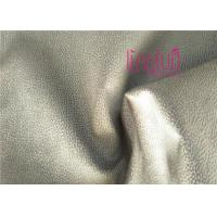 China Faux Leather Furniture Cover Suede Sofa Fabric Great Waterproof Long Life on sale
