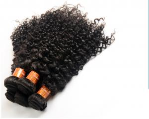 China best afro kinky human hair 24 human hair weft weave on sale