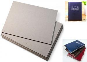 Quality Доска пользы книги тренировки однослойная серая покрывает, 2mm Greyboard for sale