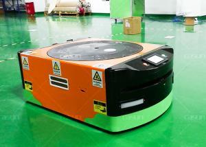 China DC48V Auto Charging Natural Navigation AGV Slam Laser Scanner Positioning on sale