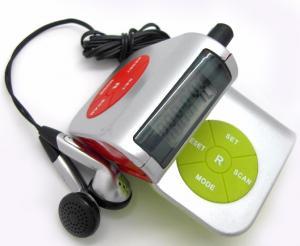 China FM Radio Pedometer Multifunction New Lifestyles Pedometers Body Weight Setting on sale