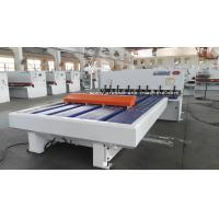 Automatic Cutting Hydraulic Metal Shear CNC Front Feeding For Metal Process